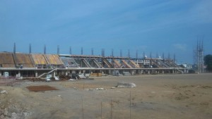 Estadio Moderno, Barranquilla