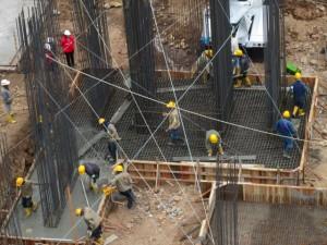 Construcción Bloque 1 Universidad de Nariño